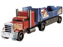 Hot Wheels Caminhão Batida com Veículo - Mattel