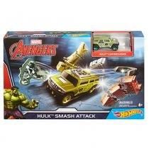 Hot Wheels Pista Marvel Hulk - Mattel - Mattel