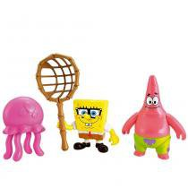 Imaginext Bob Esponja - Bob Esponja e Patrick - Fisher Price - Fisher Price