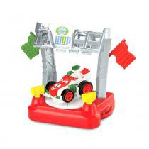 Imaginext Carros 2 - Francesco Bernouilli e Winners Circle - Fisher Price - Fisher Price