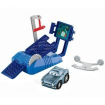 Imaginext Carros 2 - Simulador Finn McMissile - Fisher Price - Fisher Price