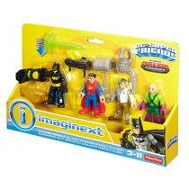Imaginext Conjunto Batman e Superman - Mattel - Mattel
