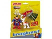 Imaginext DC Super Friends Superman - Fisher-Price