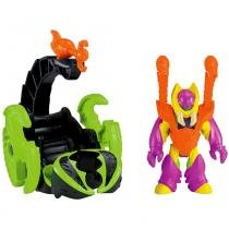 Imaginext - Figuras do Espaço - Ion Escorpião - Fisher Price - Fisher Price