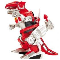 Imaginext - Power Rangers - Red Ranger & T-Rex Zord - Fisher-Price