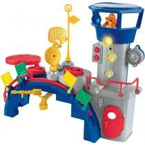 Imaginext Sky Racers - Aeroporto - Fisher Price - Fisher Price