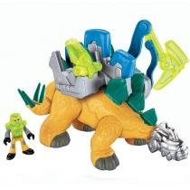 Imaginext Super Dinossauros - Estegossauro - Fisher Price - Fisher Price