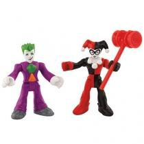 Imaginext Super Friends - Coringa e Alequina - Fisher-Price