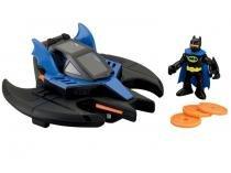 Imaginext Super Friends Veículo Batman Preto - Fisher-Price