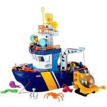 Imaginext Super Navio Aventura com Acessórios - Fisher-Price