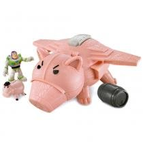 Imaginext Toy Story 3 - Nave Porco Espacial - Fisher Price - Fisher Price