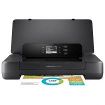 Impressora HP OfficeJet Mobile 200 Jato de Tinta - Colorida Wi-Fi USB