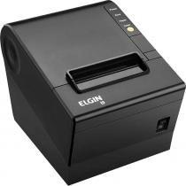 Impressora Térmica Não Fiscal USB Ethernet com Guilhotina I9 Preta ELGIN - Elgin