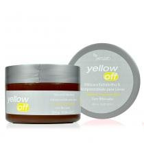 INATIVO Yenzah Yellow Off Máscara de Extrabrilho e Antiporosidade para Loiras - 300g - Yenzah