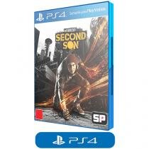 Infamous Second Son para PS4 - Sony
