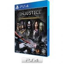 Injustice: Gods Among Us - Ultimate Edition - para PS4 - Warner