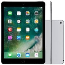 "iPad Air 2 Apple 128GB Cinza Espacial Tela 9,7"" - Retina Proc. M8 Câm. 8MP + Frontal iOS 8 Touch ID"