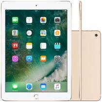"iPad Air 2 Apple 128GB Dourado Tela 9,7"" Retina - Proc. M8 Câm. 8MP + Frontal iOS 8 Touch ID"