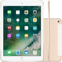 "iPad Air 2 Apple 4G 128GB Dourado Tela 9,7"" Retina - Proc. M8 Câm. 8MP + Frontal iOS 8 Touch ID"