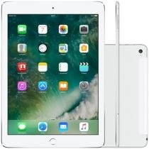 "iPad Air 2 Apple 4G 128GB Prata Tela 9,7"" Retina - Proc. M8 Câm. 8MP + Frontal iOS 8 Touch ID"