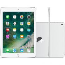"iPad Air Apple 4G 16GB Prata Tela 9,7"" Retina - Proc. Chip A7 Câm. 5MP + Frontal iOS 10"