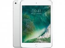 """iPad Mini 4 Apple 128GB Prata Tela 7,9"""" Retina 4G - Wi-Fi Processador M8 Câmera 8MP + Frontal 1.2MP"""