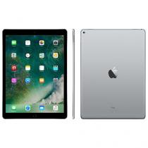 "iPad Pro Apple 32GB Cinza Espacial 12,9"" Retina - Proc. M9 Câm. 8MP + Frontal iOS 9 Touch ID"