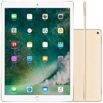 "iPad Pro Apple 32GB Dourado Tela 12,9"" Retina - Proc. Chip A9X Câm. 8MP + Frontal iOS 10 Touch ID"