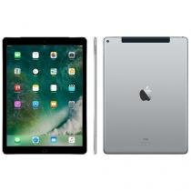 "iPad Pro Apple 4G 128GB Cinza Espacial Tela 12,9"" - Retina Proc. Chip A9X Câm. 8MP + Frontal iOS 10"