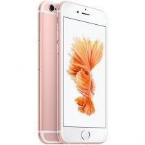 "iPhone 6S Apple 32GB Ouro Rosa 4G - Tela 4.7"" Retina Câmera 5MP iOS Proc. A9 Wi-Fi"