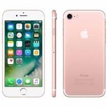 "iPhone 6S Plus Apple 16GB Ouro Rosa 4G Tela 5.5"" - Retina Câm. 12MP + Selfie 5MP iOS 9 Proc. Chip A9"