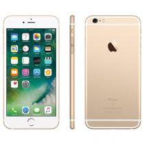 "iPhone 6S Plus Apple 32GB Dourado 4G Tela 5.5"" - Retina Câmera 5MP iOS Proc. A9 Wi-Fi"