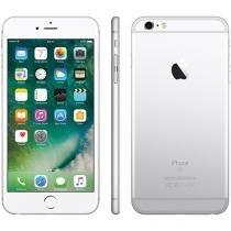 "iPhone 6S Plus Apple 32GB Prata 4G Tela 5.5"" - Retina Câmera 5MP iOS Processador A9 Wi-Fi"