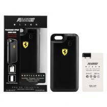 Iphone Cover Scuderia Ferrari Black Ferrari  - Masculino - Eau de Toilette - Kits de Perfumes Refilável - Ferrari