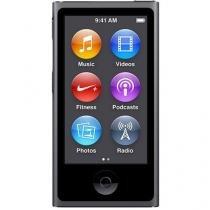 iPod Nano Apple 16GB - Multi-Touch Cinza Espacial