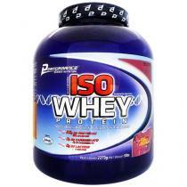 Iso Whey Protein Morango 2,273kg - Performance Nutrition
