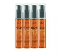 Itallian Trivitt Power Oil - Óleo Toque Seco - Display - Itallian Hairtech