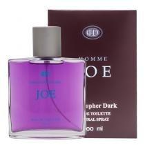 Joe Man Eau de Toilette Christopher Dark - Perfume Masculino - 100ml - Christopher Dark