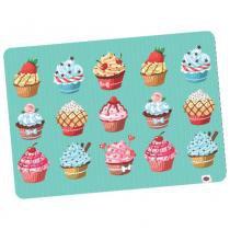 Jogo Americano 2 Peças Cupcake - Cupcake - Mobhi