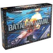 Jogo Batalha Naval Tabuleiro - Grow