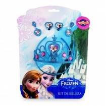 Jogo de Beleza com Tiara Frozen - Toyng - Toyng