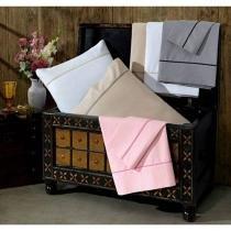 Jogo de Cama / Lençol Queen Size Comfort - 4 Peças 200 Fios Artex - Rosa