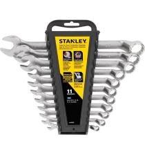 Jogo de Chaves 11 Peças 6 à 22mm STMT74752 - Stanley - Stanley