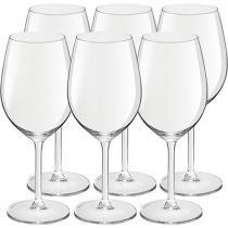 Jogo de Taças para Vinho Vidro 6 Peças - Royal Leerdam Magnum