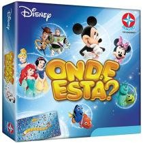 Jogo Disney Onde Está? Tabuleiro - Estrela