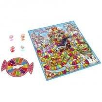 Jogo Infantil Candy Land A4813 - Hasbro - Hasbro