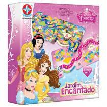 Jogo Jardim Encantado Princesa Disney Tabuleiro - Estrela