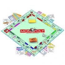 Jogo Monopoly Tabuleiro - Hasbro