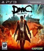 JOGO PS3 DMC DEVIL MAY CRY - Capcom