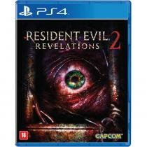 jogo PS4 RESIDENT EVIL REVELATIONS 2 C/ DLC - Capcom